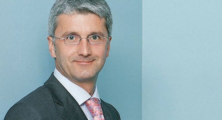 Rupert Stadler, Audi