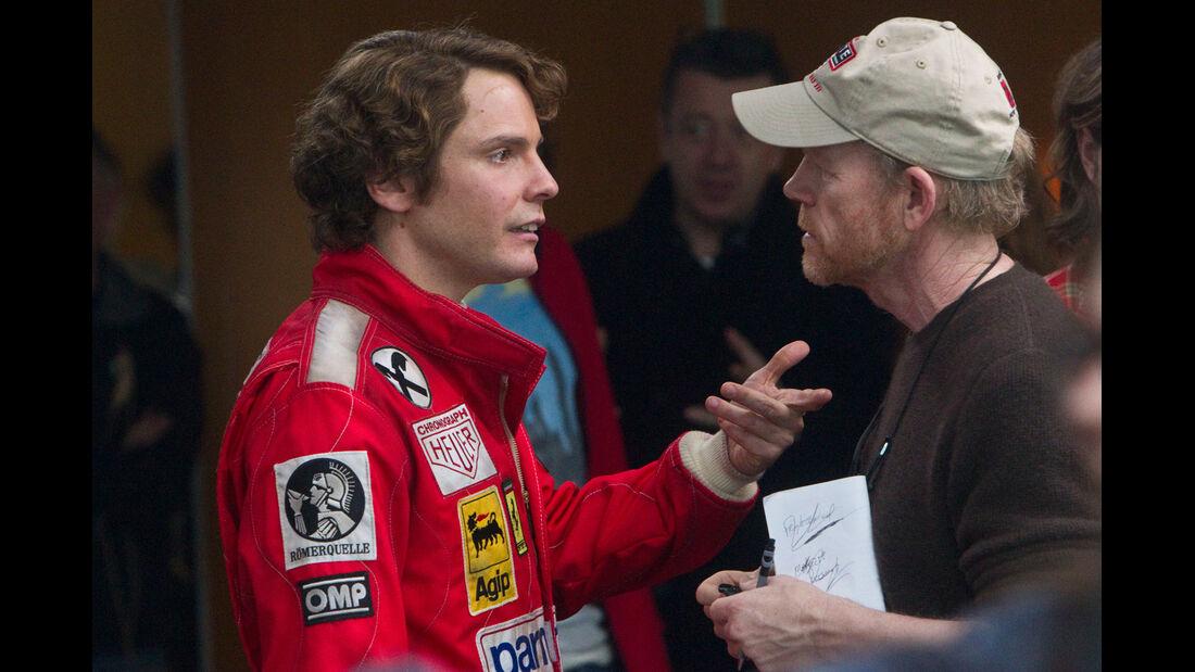 Rush - Film - Szenen & Making of - 2013