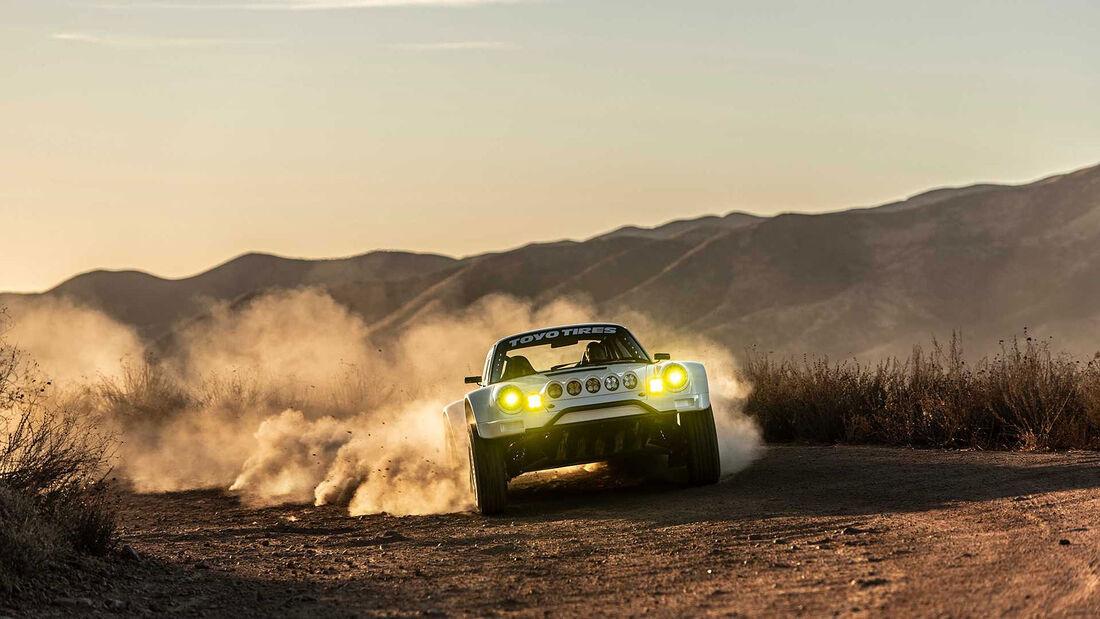 Russell Built Fabrications Porsche 911 Baja