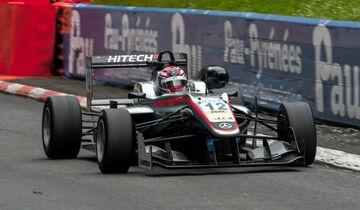Russell - Formel 3 - Pau 2016