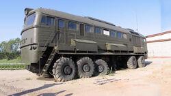 Russische 12x12 Diesel-Lok
