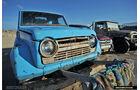 Rust Cruiser – Toyota Land Cruiser Oldtimer im Oman