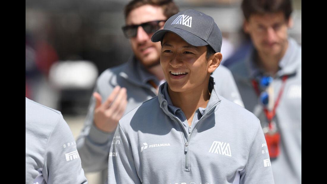 Ryo Haryanto - Manor - Formel 1 - GP Russland - 28. April 2016