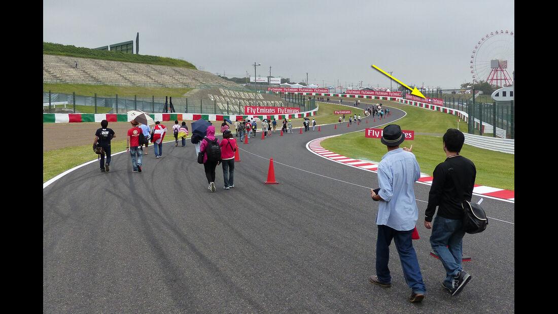 S-Kurven - GP Japan 2014