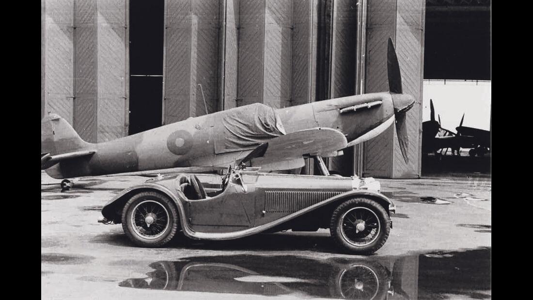 S.S. 90 Prototyp, Spitfire