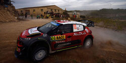 Sébastien Loeb - Citroen C3 WRC - Rallye Spanien 2018 - Katalonien