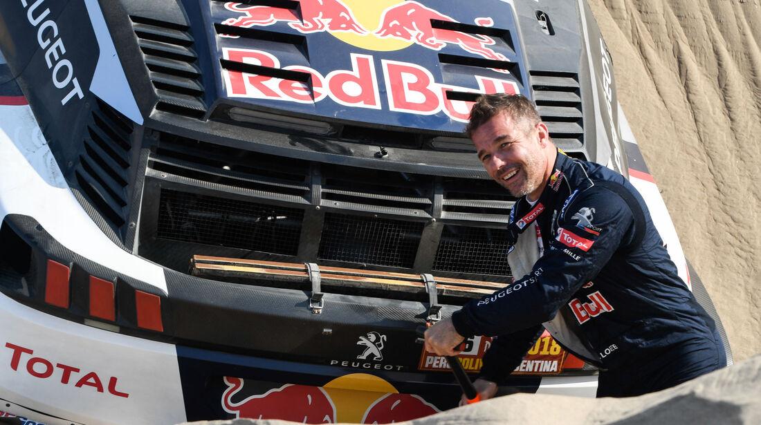 Sébastien Loeb - Peugeot 3008 DKR Maxi - Rallye Dakar 2018 - Motorsport
