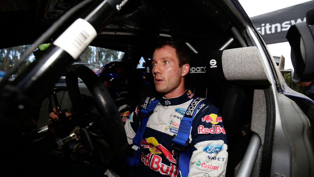 Sébastien Ogier - Rallye-WM - Ford Fiesta WRC