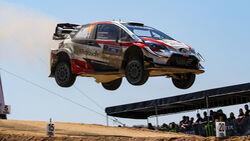 Sébastien Ogier - Toyota Yaris WRC - Rallye Mexiko 2020