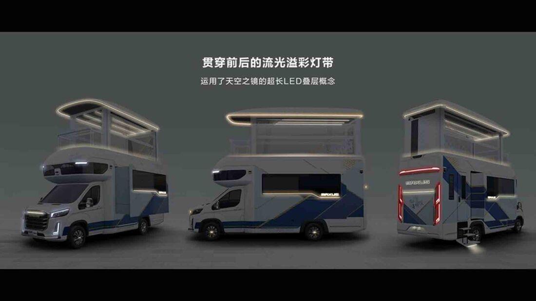 SAIC Maxus Life Home V90 Villa Edition (2021)