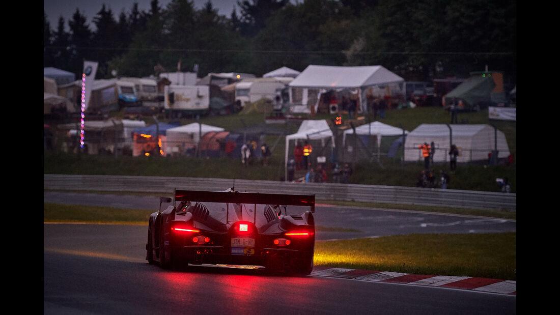 SCG 003c - Scuderia Cameron Glickenhaus - 24h Nürburgring  - Donnerstag - 1. Qualifying - 14.5.2015 -