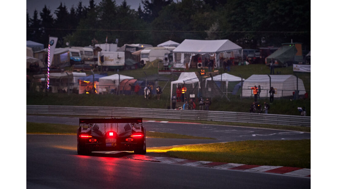 SCG 003c - Scuderia Cameron Glickenhaus - 24h Nürburgring  - Donnerstag - 1. Qualifying - 14.5.2015
