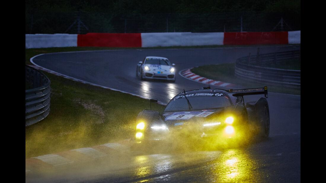 SCG 003c - Scuderia Cameron Glickenhaus - #9 - Manuel Lauck, Marino Franchitti, David Jahn, Franck Mailleux - - 24h Nürburgring  - Donnerstag - 1. Qualifying - 14.5.2015