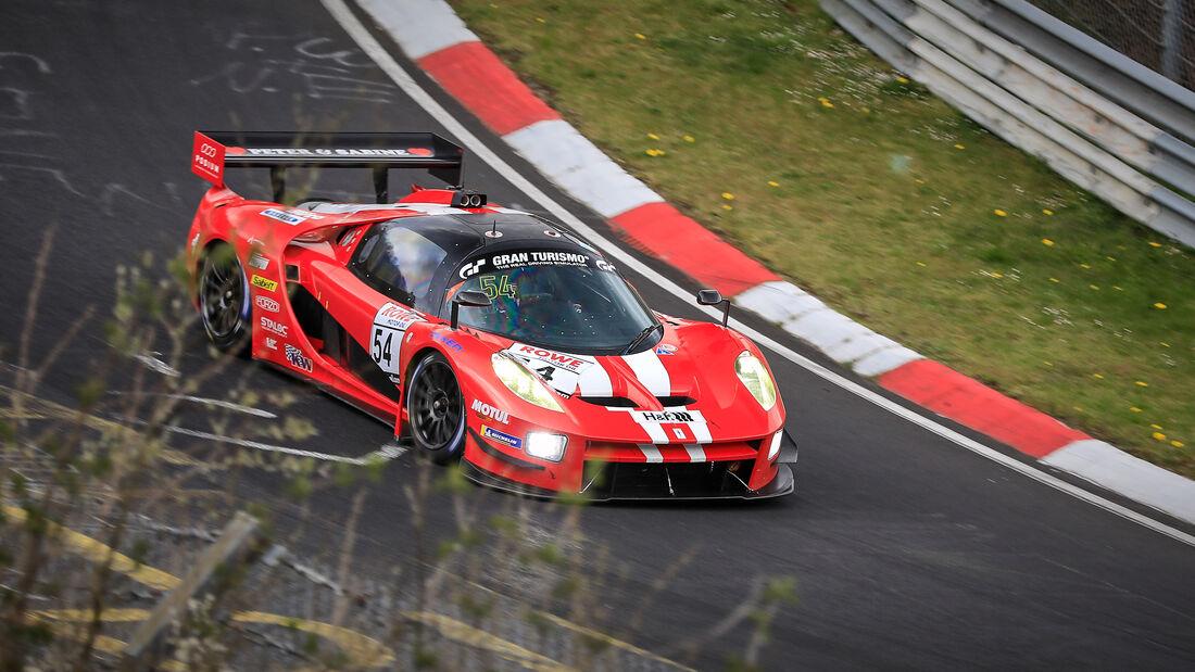 SCG 004c - Startnummer #54 - Glickenhaus Racing LLC - SPX - NLS 2021 - Langstreckenmeisterschaft - Nürburgring - Nordschleife