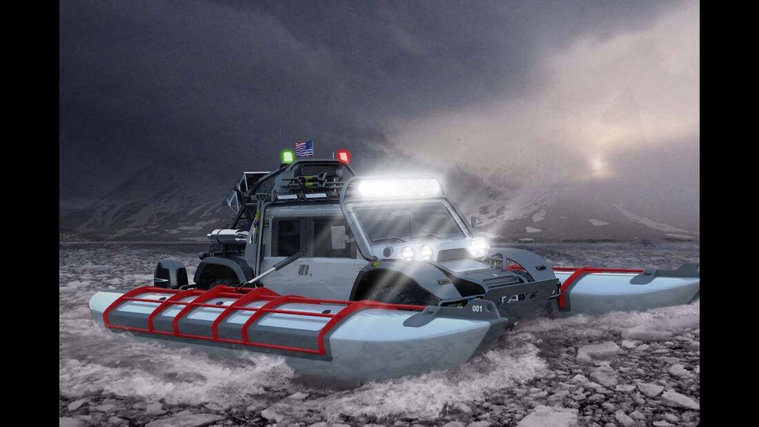 SCG Scuderia Cameron Glickenhaus Boot