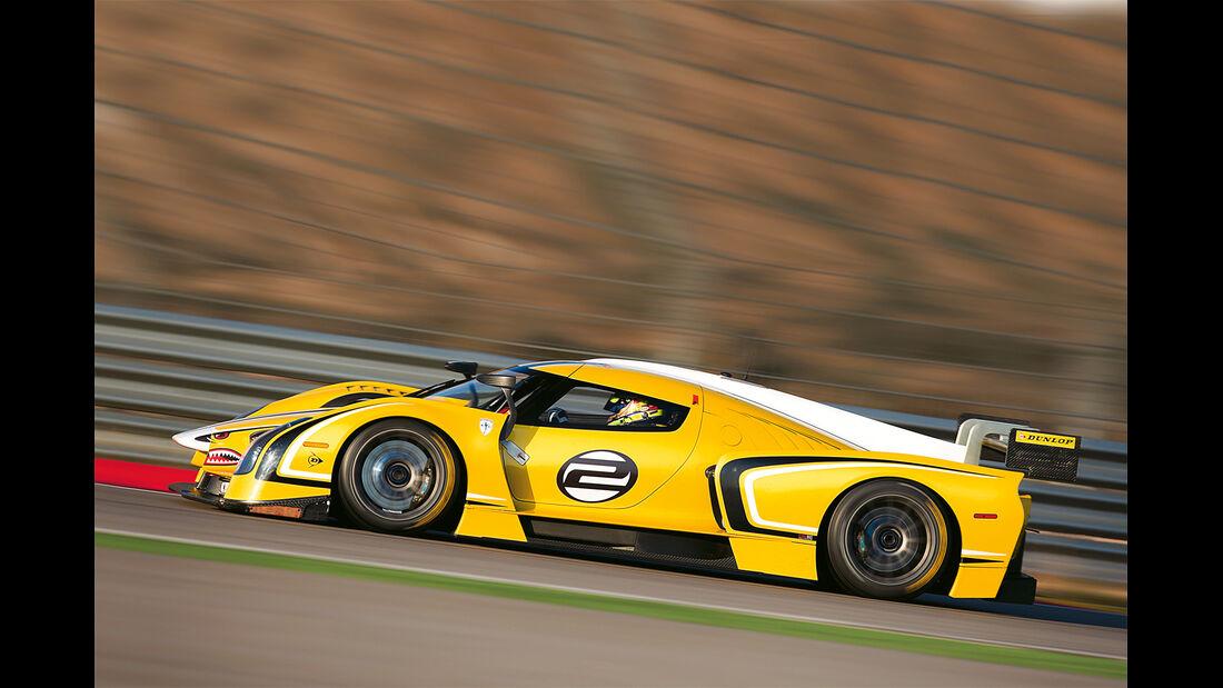 SCG003 C, 24h-Rennen Nürburgring, Jim Glickenhaus