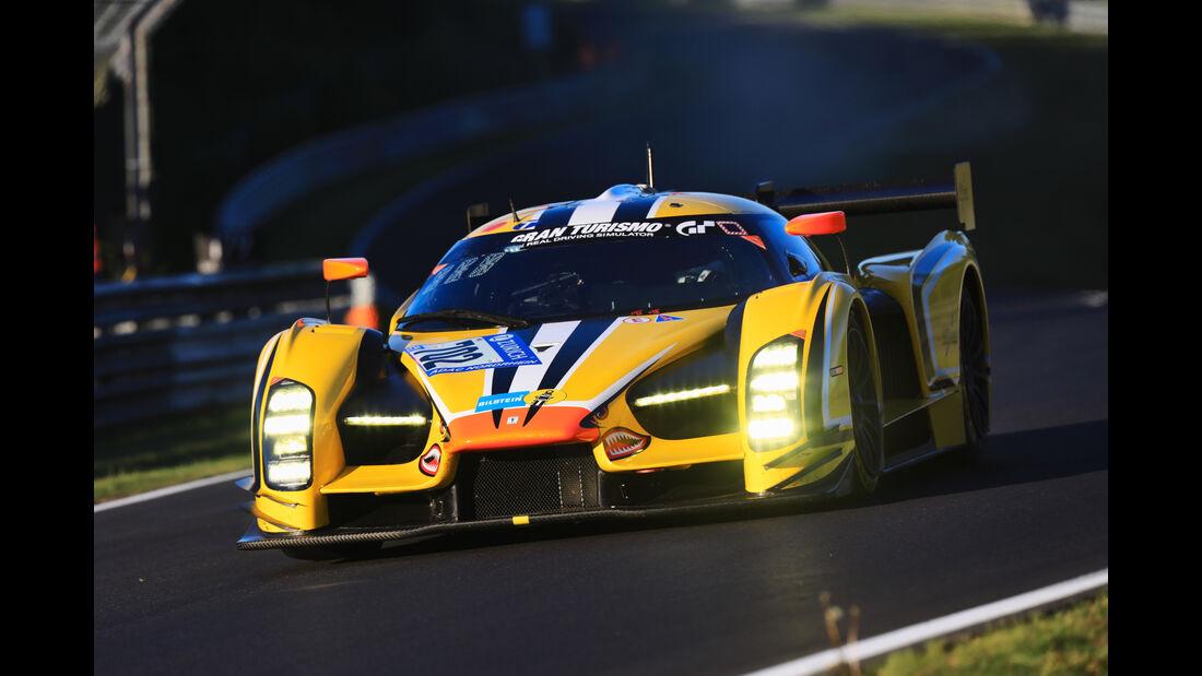 SCG003 - Traum Motorsport - Startnummer #702 - Top-30-Qualifying - 24h-Rennen Nürburgring 2017 - Nordschleife