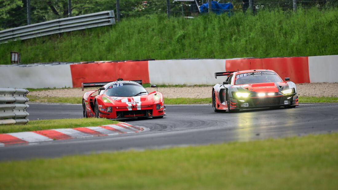 SCG004 c - Scuderia Glickenhaus - Startnummer 704 - 24h Rennen Nürburgring - Nürburgring-Nordschleife - 4. Juni 2021