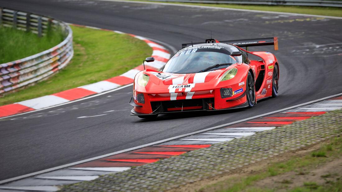 SCG004c - Glickenhaus Racing LLC - Startnummer #704 - Klasse: SP-X - 24h-Rennen - Nürburgring - Nordschleife - 03. - 06. Juni 2021