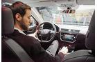 SEAT VIP-Reporter, Autosalon Genf 2017, Seat Ibiza