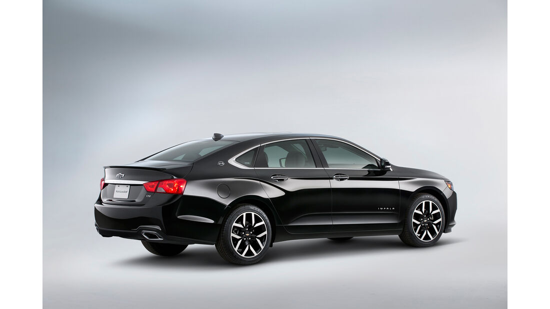 SEMA-Show 2014, Tuning, Messe, Chevrolet Impala Blackout Concept