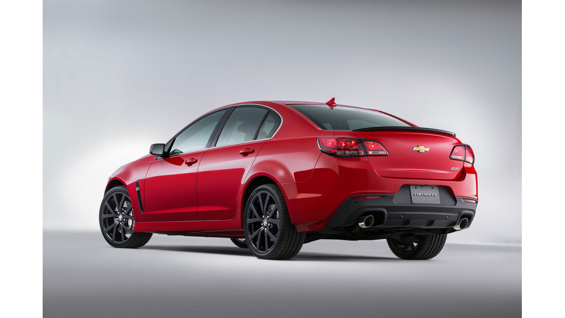 SEMA-Show 2014, Tuning, Messe, Chevrolet SS Sport Concept