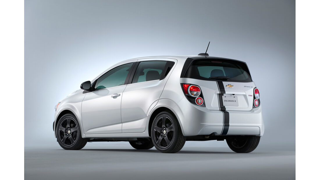 SEMA-Show 2014, Tuning, Messe, Chevrolet Sonic Accessories Concept