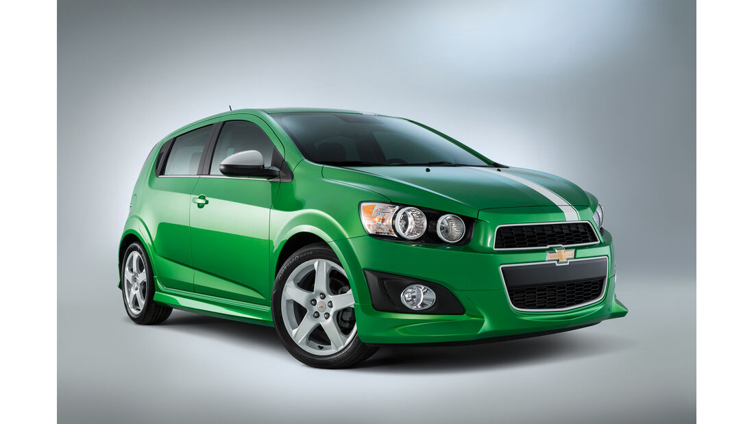 SEMA-Show 2014, Tuning, Messe, Chevrolet Sonic Performance Concept