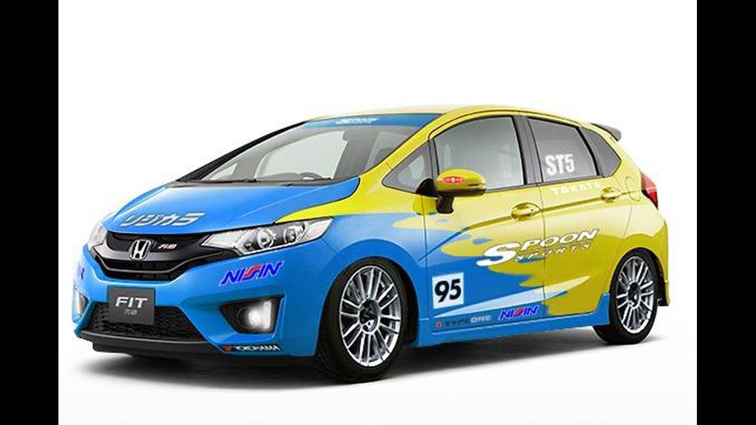 SEMA-Show 2014, Tuning, Messe, Honda Fit