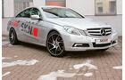 SKN-Mercedes E Coupé 350 CDI