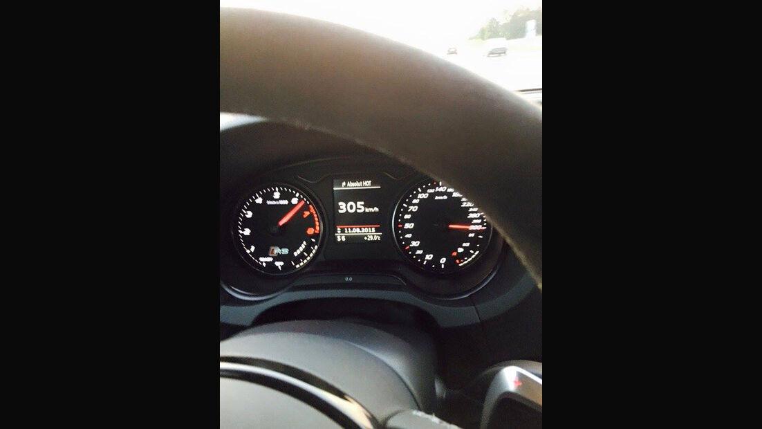 SL-Tuningsolutions, Audi RS3, Tuning
