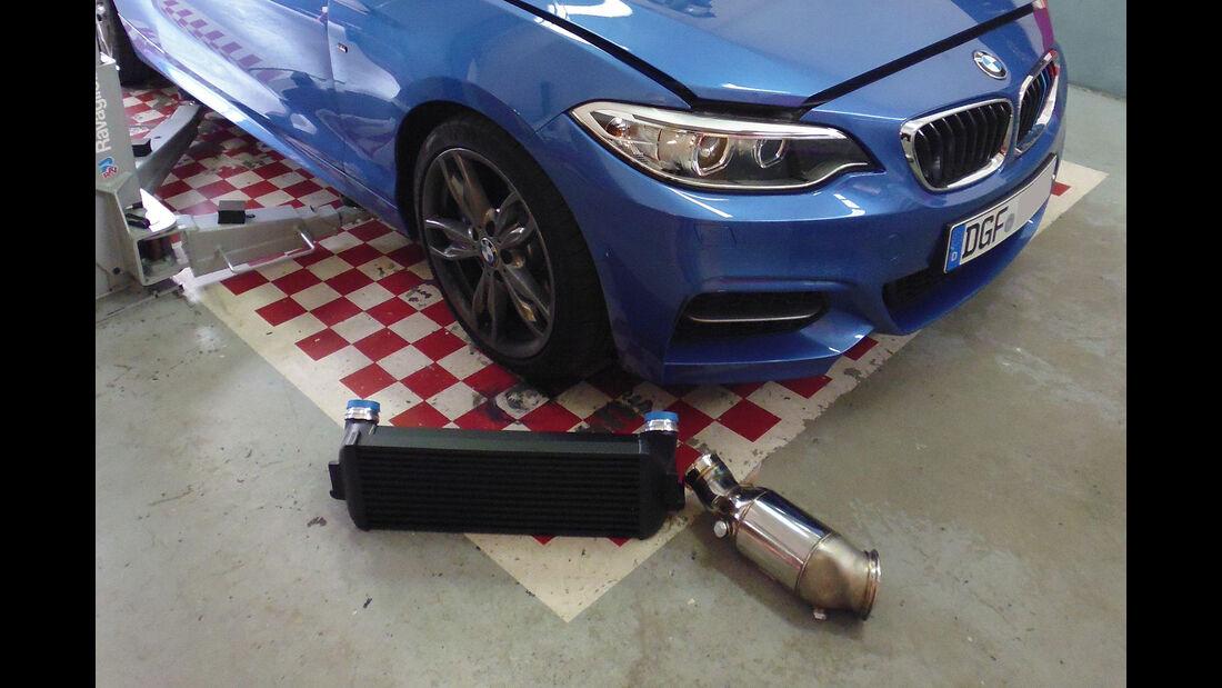 SL-Tuningsolutions BMW M235i, Tuning