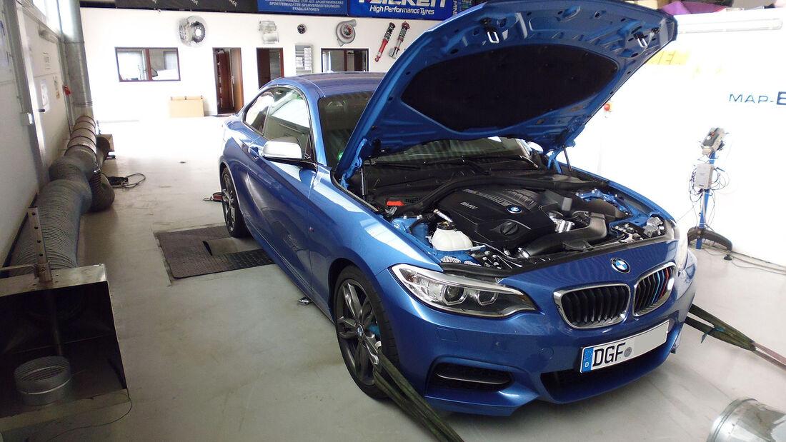 SL-Tuningsolutions BMW M235i, Tuning, Prüfstand
