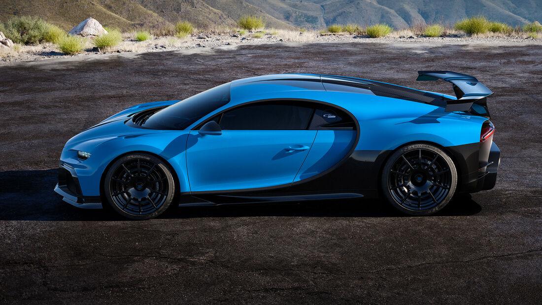 neuer luxus kurvenr uber bugatti chiron pur sport 2020 auto motor und sport. Black Bedroom Furniture Sets. Home Design Ideas