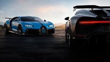 SPERRFRIST 03.03.20 / 10.30 Uhr Bugatti Chiron Pur Sport 2020