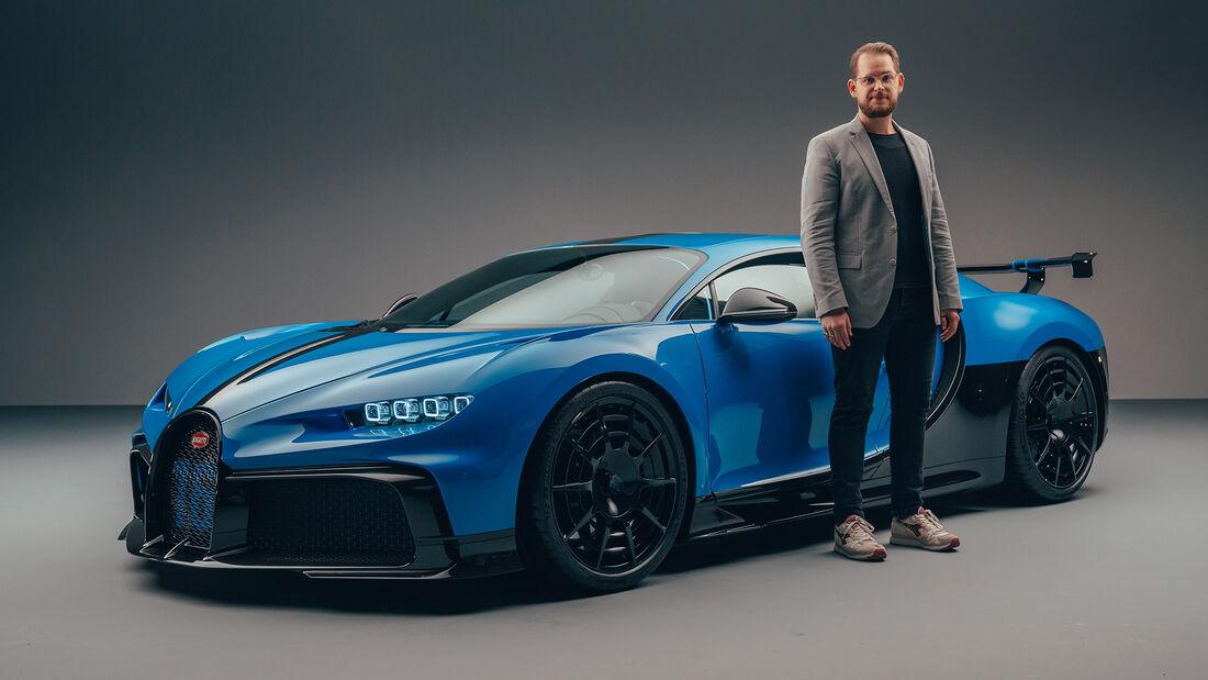 Neuer Luxus-Kurvenräuber: Bugatti Chiron Pur Sport (2020
