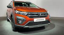 SPERRFRIST 03.09.21 10 Uhr Dacia Jogger Neuvorstellung 2021