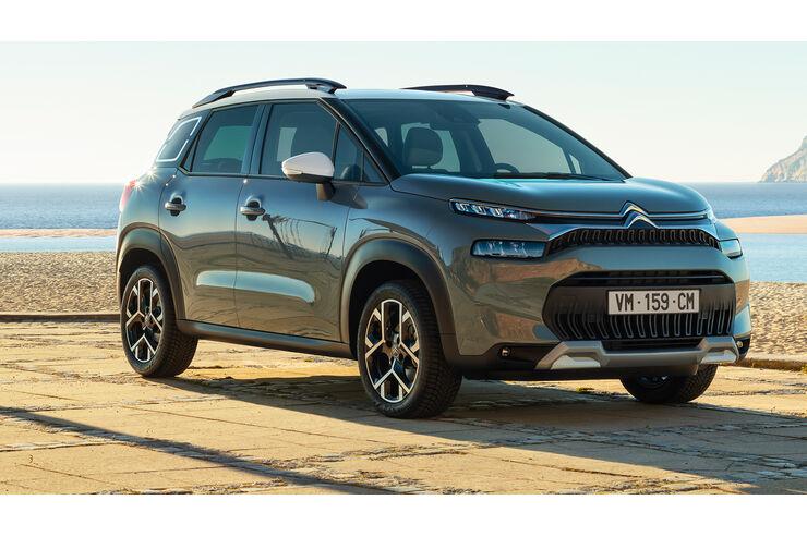 Jetzt ein SUV: Citroën C3 Aircross Facelift (2021) | AUTO MOTOR UND SPORT - auto motor und sport