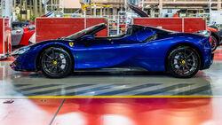 SPERRFRIST 12.11.20 14.30 Uhr Ferrari SF90 Spider