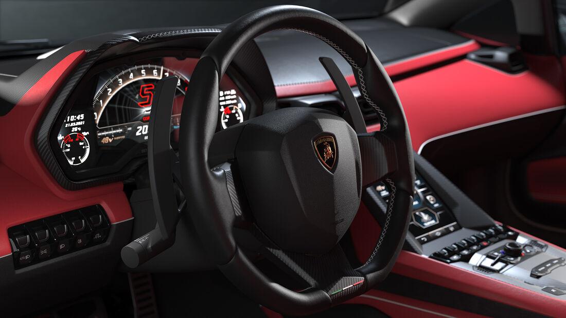 SPERRFRIST 13.08.21 19:30 Uhr Lamborghini Countach LPI-800 4