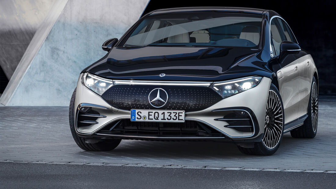 SPERRFRIST 15.04.21 18 Uhr Mercedes EQS
