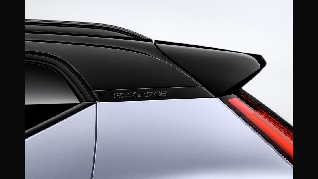 SPERRFRIST 16.10.19 / 18.45 Uhr Volvo XC40 Recharge BEV Elektroauto