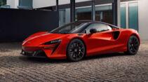 SPERRFRIST 17.2.21 00:15 Uhr McLaren Artura Supercar Hybrid