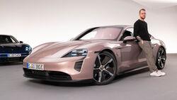 SPERRFRIST 20.01.21 00:01 Uhr Porsche Taycan 2WD