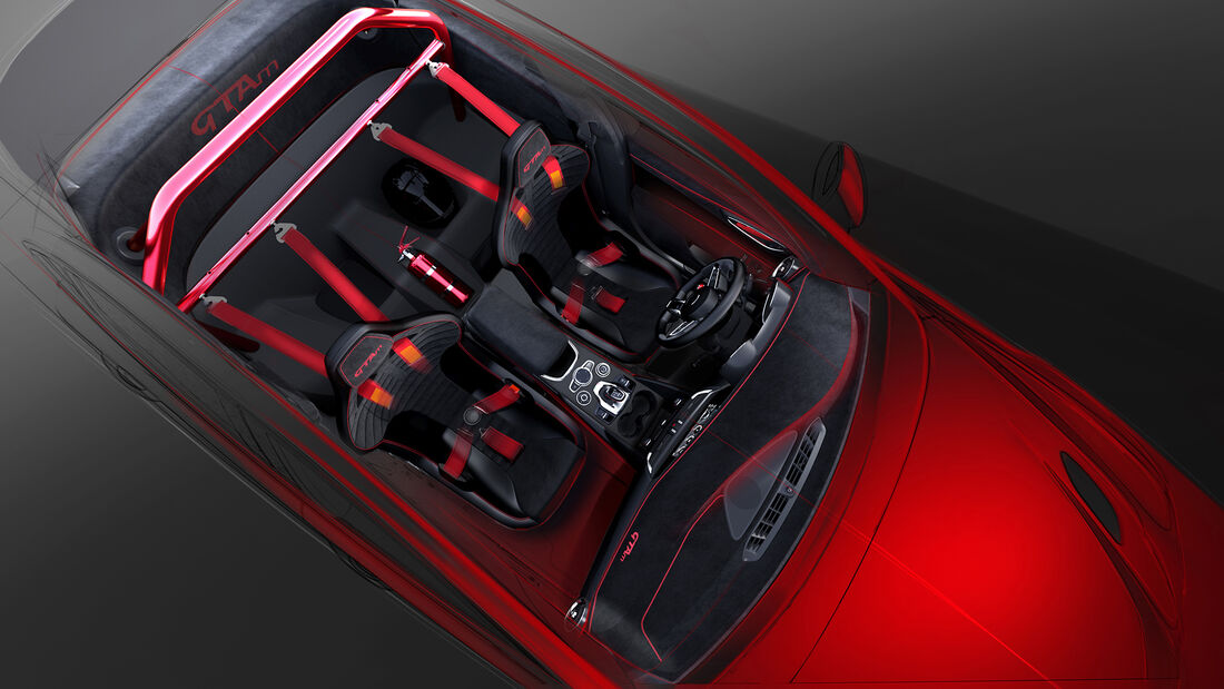 SPERRFRIST 20.03.20 16.45 Uhr Alfa Romeo Giulia GTA GTAm