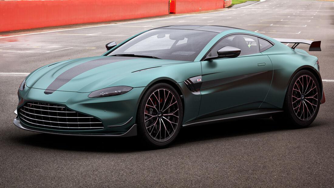 SPERRFRIST 22.03.21 00:01 Uhr Aston Martin Vantage F1 Edition
