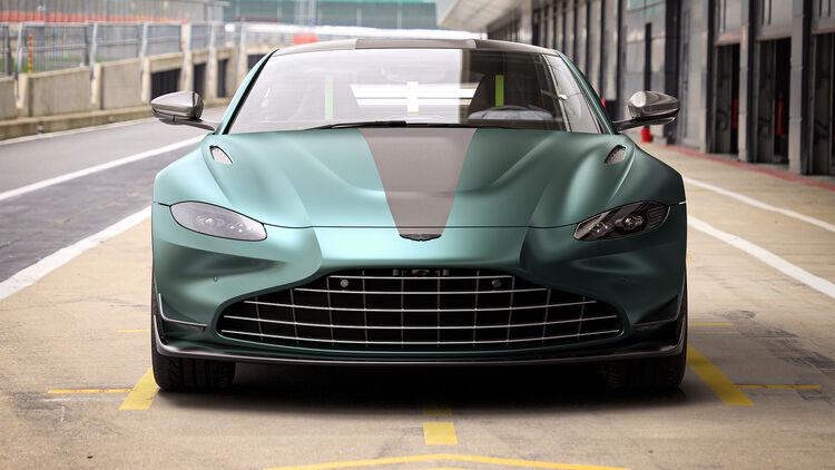 Aston Martin Vantage F1 Edition Safety Car Für Daheim Auto Motor Und Sport