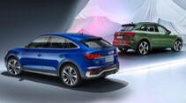 SPERRFRIST 26.09.2020 6.00 Uhr Audi Q5 Sportback 2020