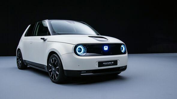 SPERRFRIST 28.02.19 / 9:00 Uhr Honda e Prototype Urban EV Concept 2019