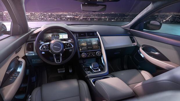 SPERRFRIST 28.10.20 00.01 Uhr Jaguar E-Pace MY2021 SUV